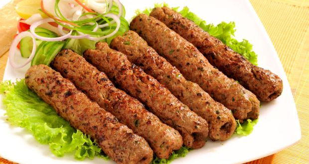 Mutton Seekh Kabab Recipe in Urdu